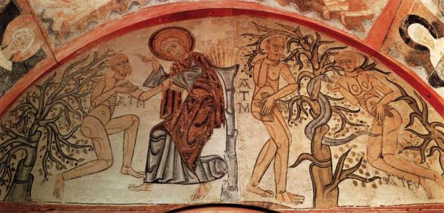 12th-century_unknown_painters_-_creation_adam_and_the_original_sin_-_wga19757