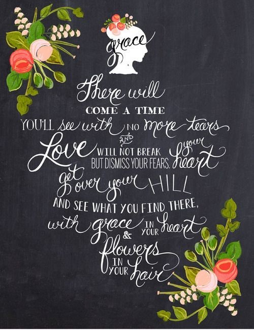 about-love-and-grace-mumford-sons-quote