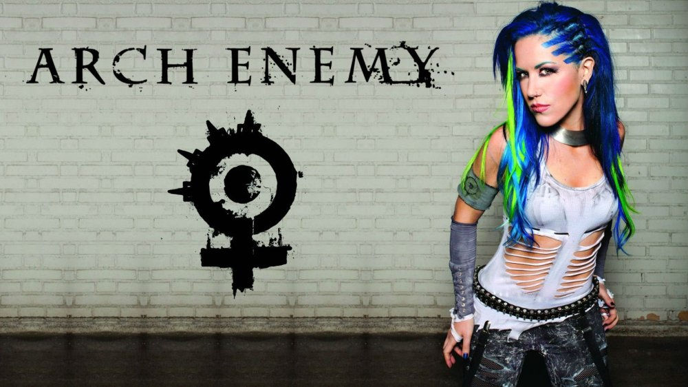 Arch Enemy Swedish band Melodic death metal