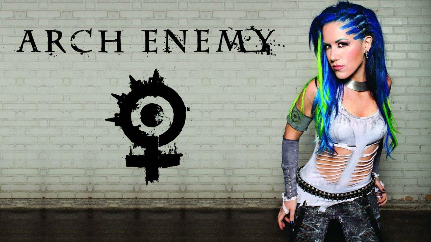 Arch Enemy Swedish band Melodic death metal