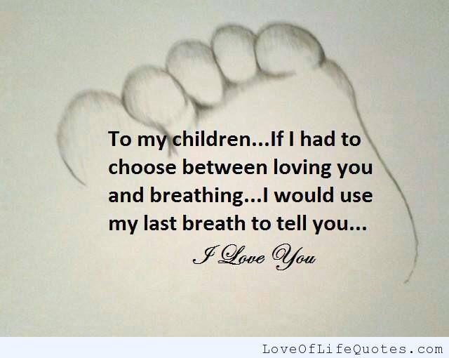 Missing my Children