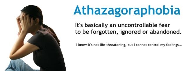 Athazagoraphobia: Fear of Abandonment