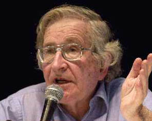 Avram Noam Chomsky is an American linguist, philosopher, cognitive scientist, historian, social critic, and political activist.