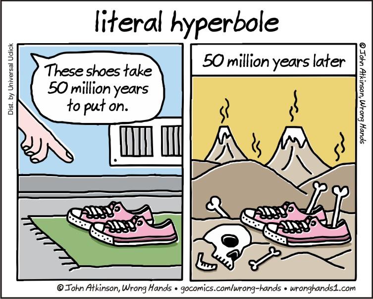 literal-hyperbole