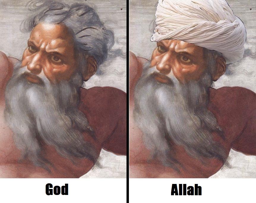 Allah Vs Jehovah