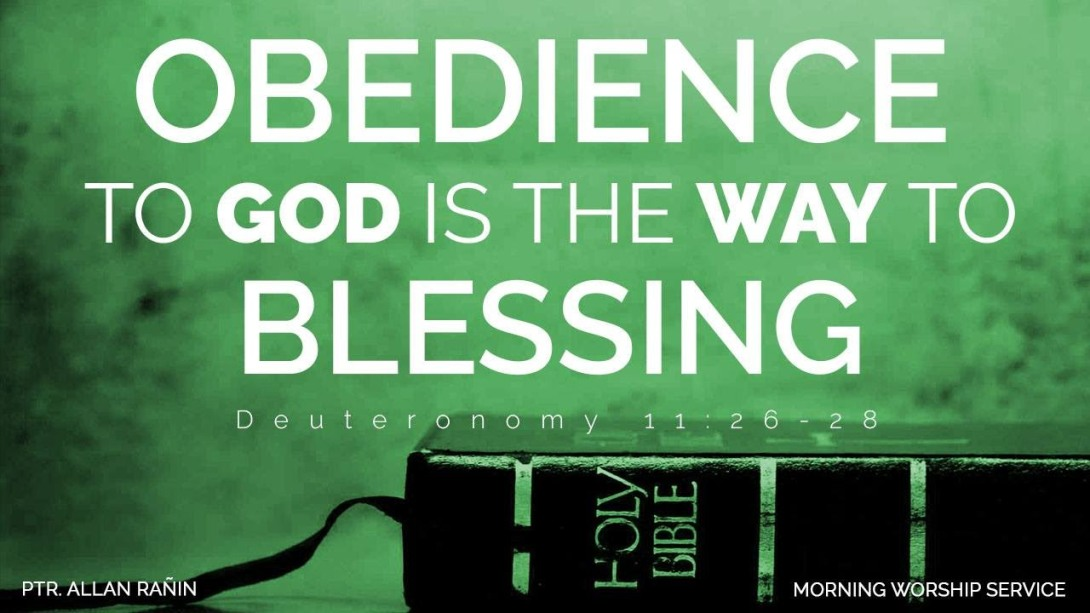 ObediencetoGOD