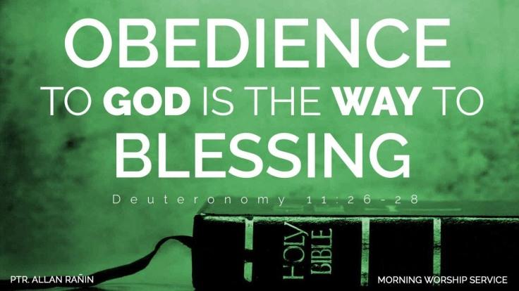 ObediencetoGOD