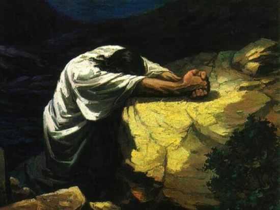 Agony at Gethsemane