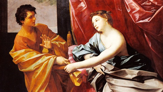 joseph & potiphar's wife