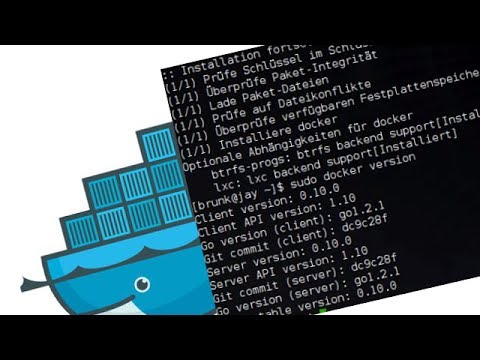 Oracle, VirtualBox, Docker-machine