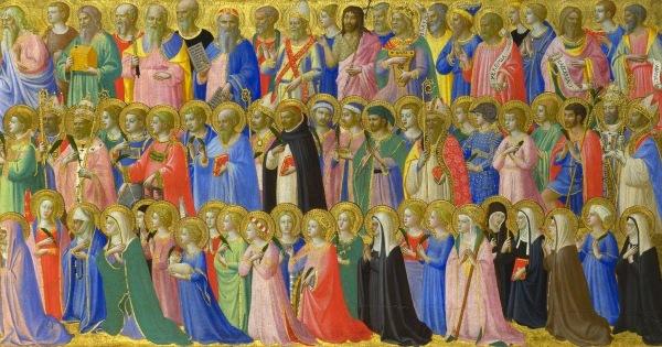 madmen and saints